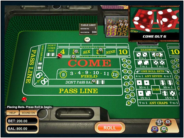 Best online casinos to play Craps with real AUD in 2020