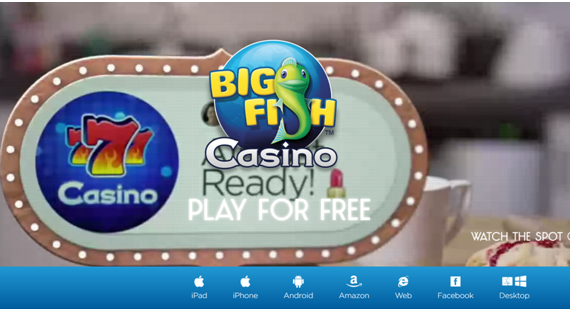 Big Fish Casino Craps