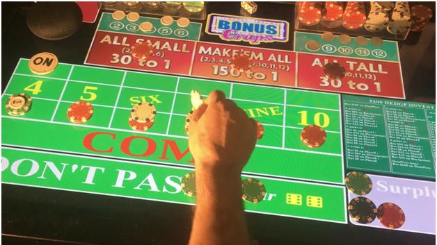 how to win bonus craps