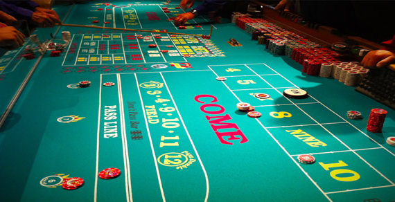 Craps betting startegies