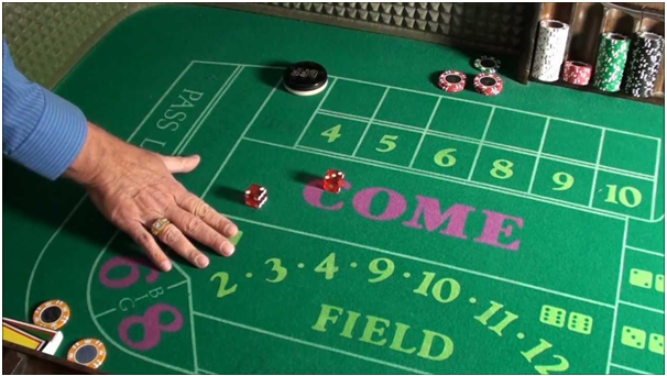 Craps Systems