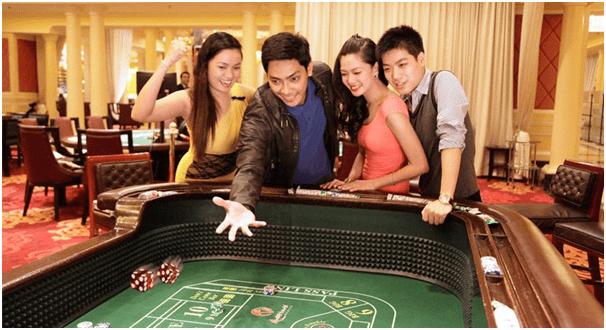 Where to play craps at Macau?