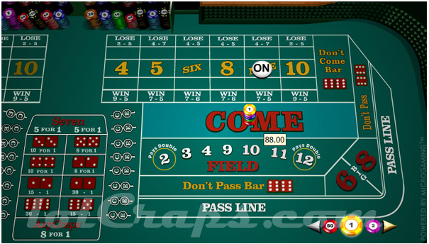 The come bet
