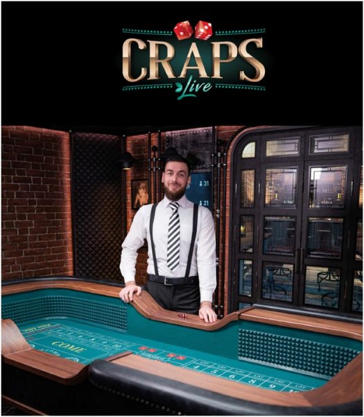 How to play Craps Live at an online casino?