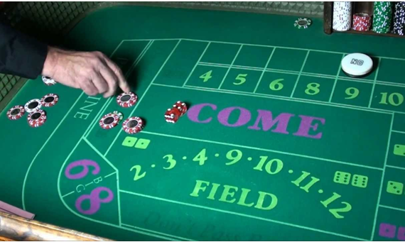 Craps Tips to win