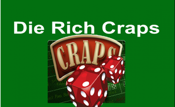 How to play Die Rich Craps?