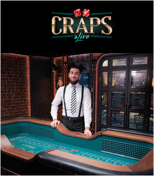 How to play Live Craps by Evolution at Live Casinos?