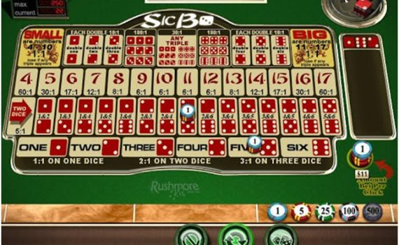 How to play Sic Bo Dice Game at RTG online casinos