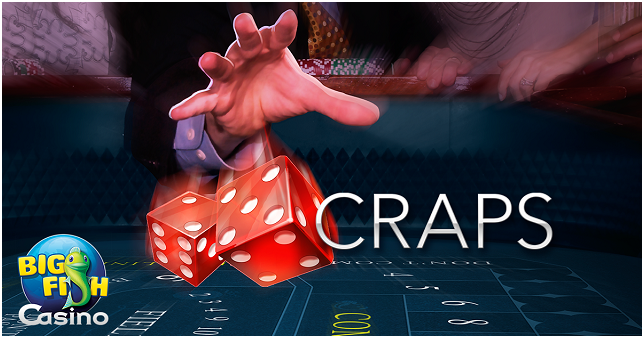 How to play craps at Big Fish Casino for free