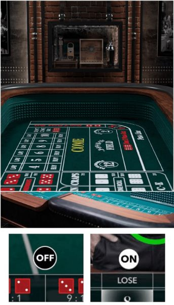 How to play Craps Live?