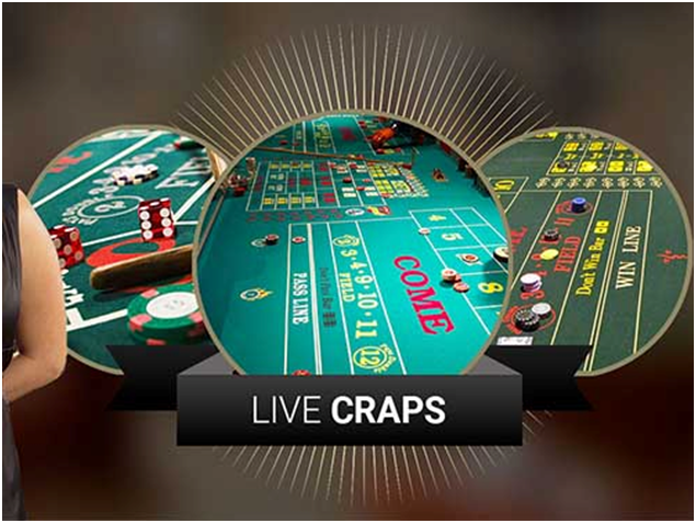 How to play Craps from Vivo Gaming?