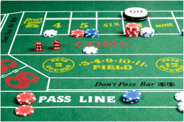 Pass Line Bet