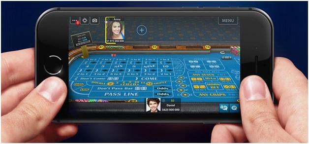 Vegas Craps App