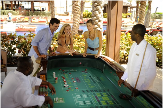 What is low limit craps games at casinos