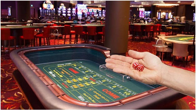 Where to find low limit craps games at casinos