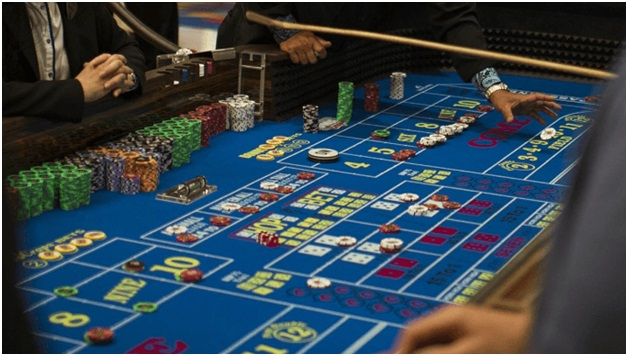 How to play Craps at New Jersey online casinos?