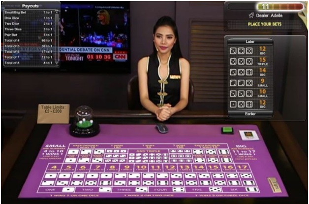 Live Sic Bo vs. Live Craps- What is best to play at live casino?